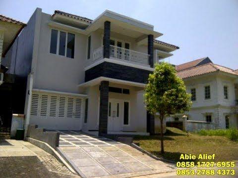 rumah minimalis 2 lantai kamar 4+1 type 252/290 cluster