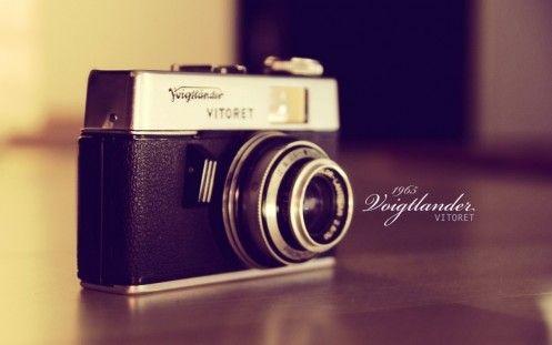 Vintage 1963 Voigtlanders Vitoret