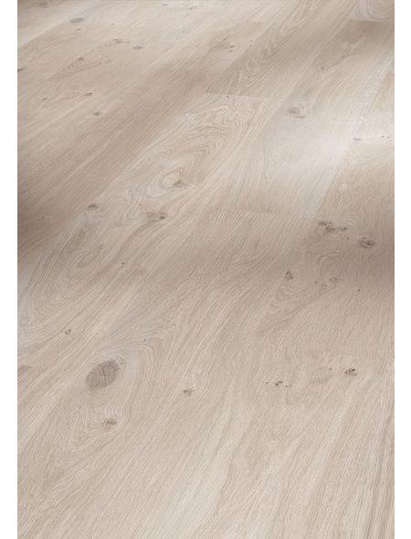 Laminat »Eco Balance - Eiche naturgrau«, 194 x 1285 mm Boden - Laminat Grau Wohnzimmer