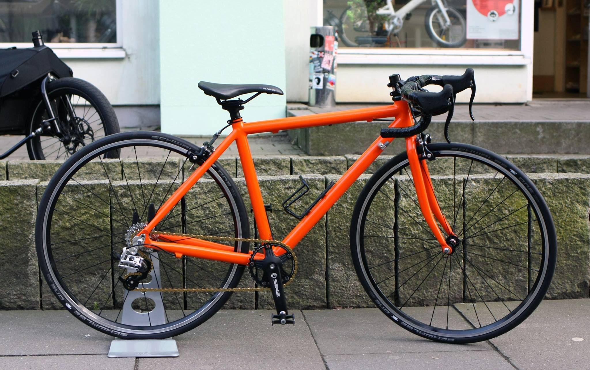 24 Zoll Kinderrennrad Aufgebaut Auf Einem Intec F08 24 Kid