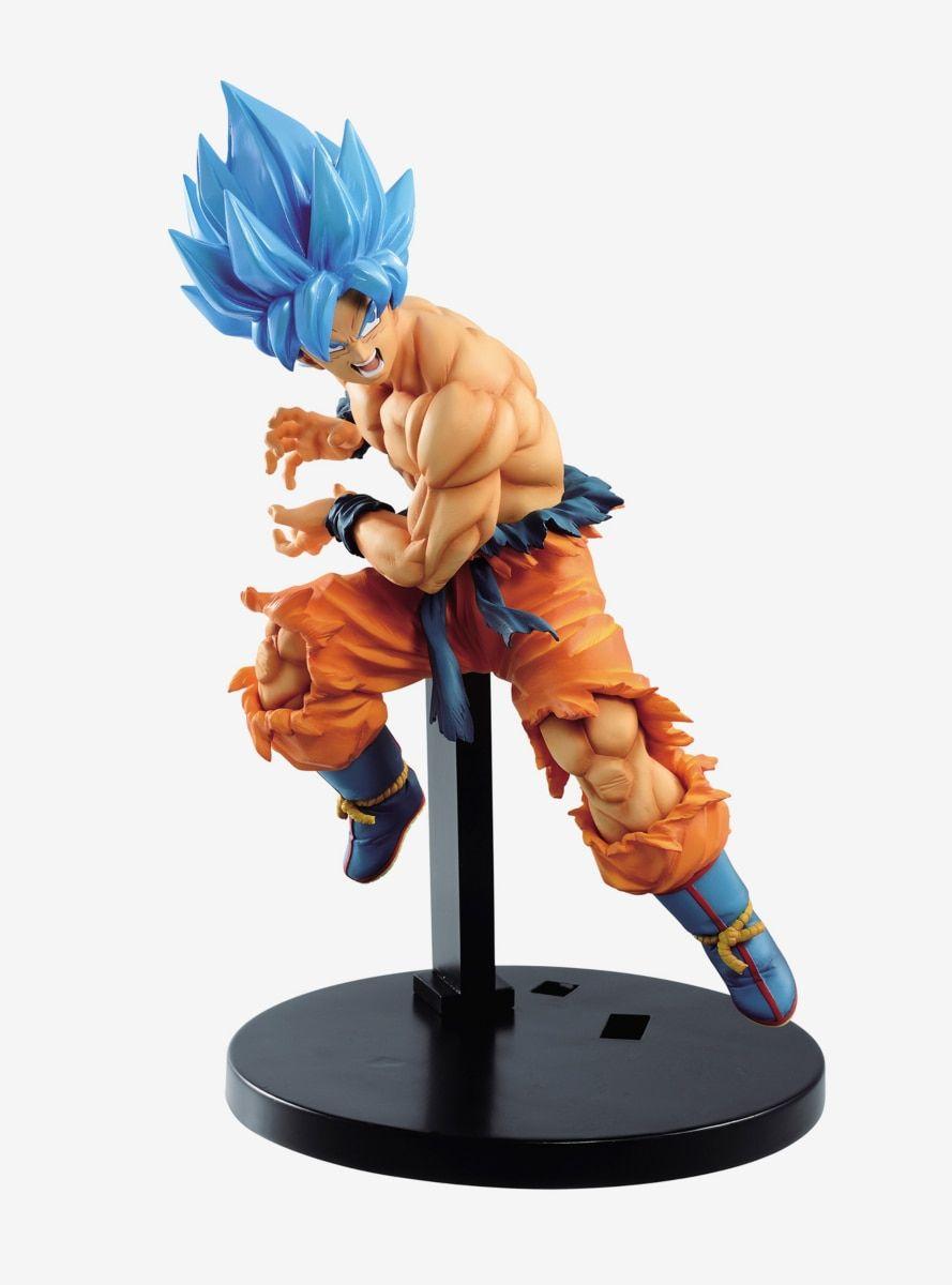 Goku Figurine 16cm Banpresto Dragon Ball Z Super Sangoku  Figure Dbz Anime Manga