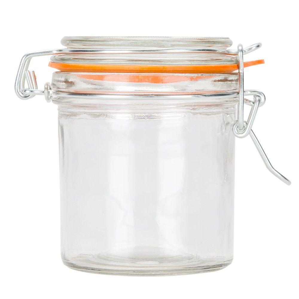 Anchor hocking 98907 9 oz mini heremes jar 12case
