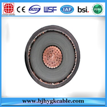 Single Core High Voltage Cable Power Cable Cable High Voltage