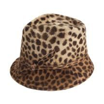344e72fb Jennifer Ouellette Leopard Boyfriend Fedora | Things I like ...