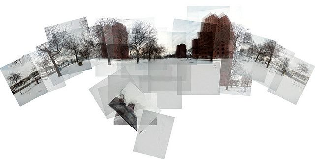 detroit, architecture, collage, joiner, houses, michigan, panorama, sky, clouds | Flickr – Condivisione di foto!
