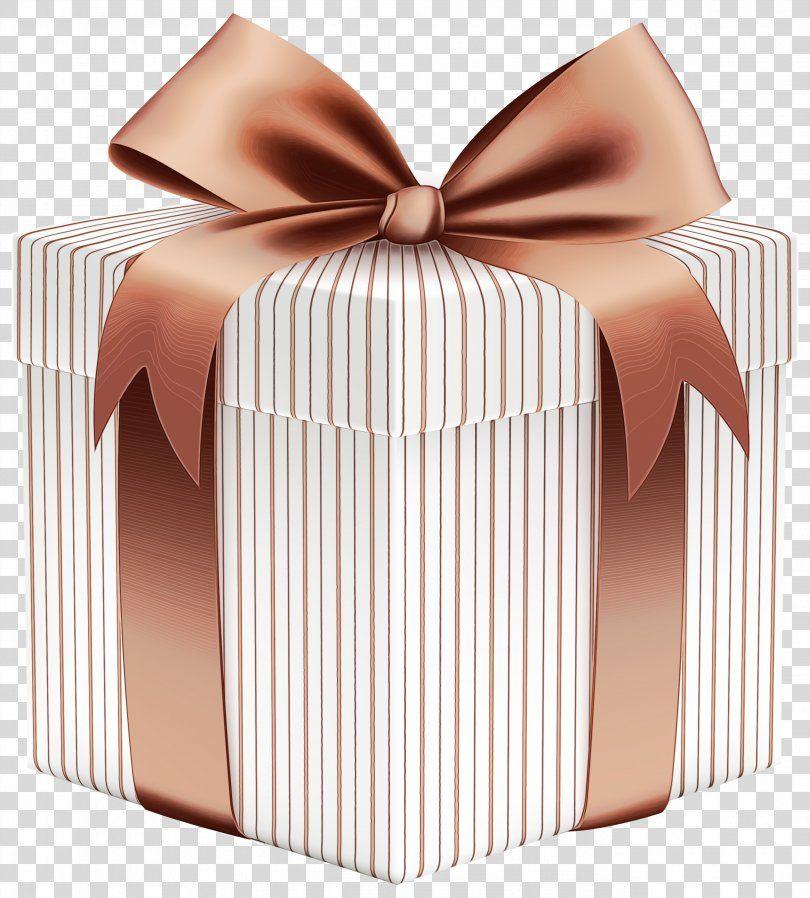 Present Ribbon Present Beige Png Gift Beige Brown Present Ribbon Gift Vector Gift Ribbon Ribbon Png