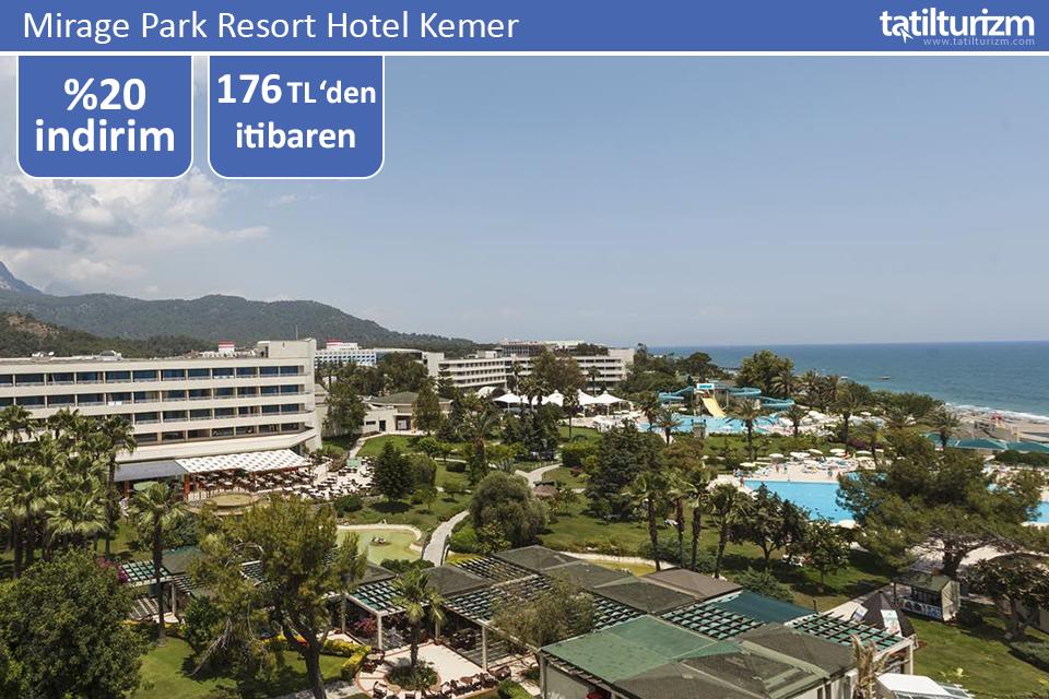 Kemer Goynuk Te Ultra Her Sey Dahil Konseptiyle Hizmet Veren Mirage Park Resort Hotel Kemer De Tatil Anilariniza Yenilerini Ekleyin Uste Turizm Oteller Park