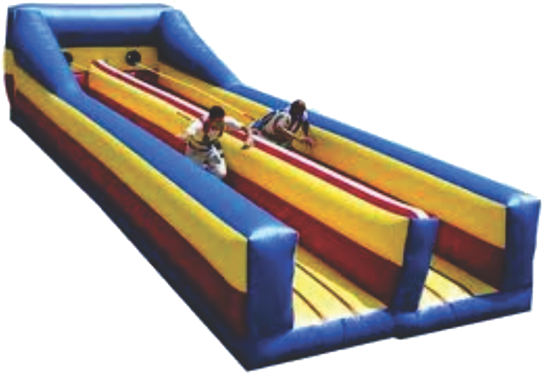 Bungee Run By Bouncey House Rentals In Roseville Ca