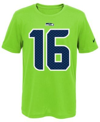 premium selection 79b15 836a4 Nike Boys' Tyler Lockett Seattle Seahawks Pride Name and ...
