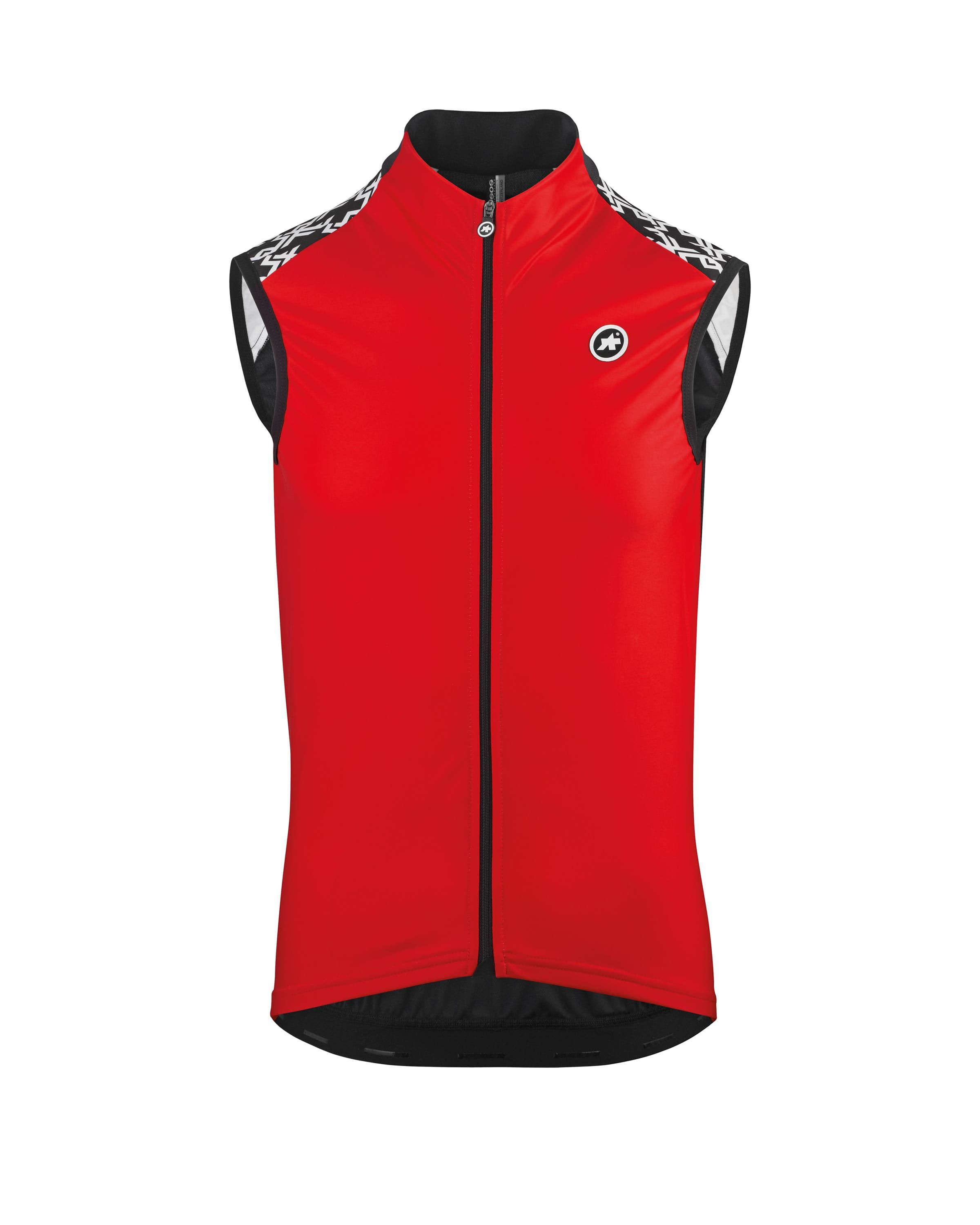 ASSOS MILLE GT VEST SPRING FALL nationalRed-Medium - Riding in the  changeable climates of 7ba793225