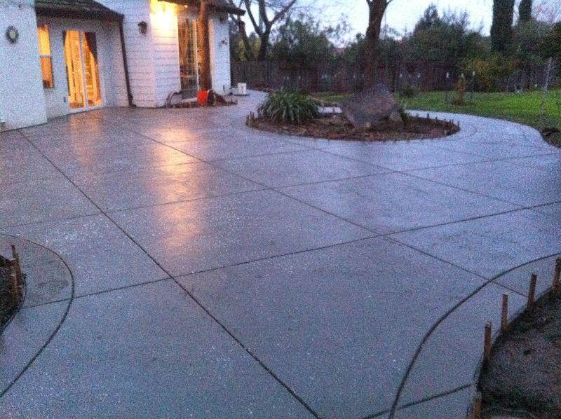 salt rock concrete finish google search walkway pinterest concrete concrete patios and. Black Bedroom Furniture Sets. Home Design Ideas