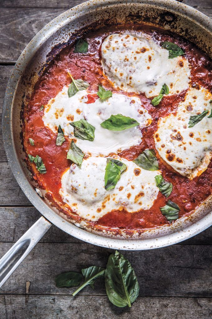 Extra Fast Chicken Parm Weeknight Wonders Tried And True