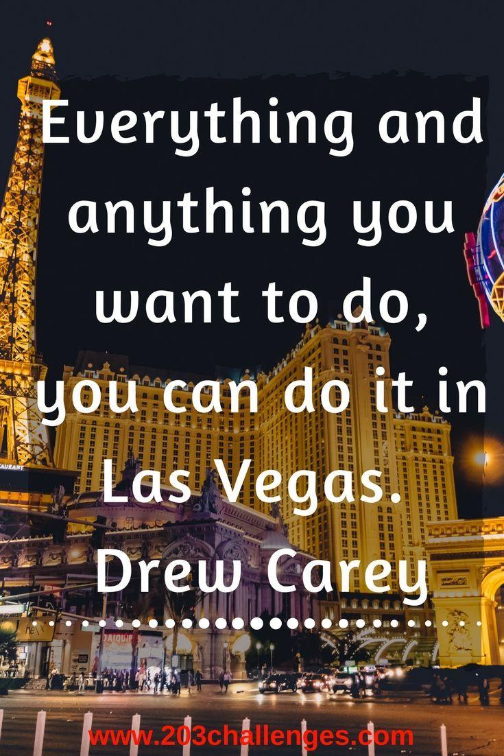15 quotes about Las Vegas that explain its essence Vegas