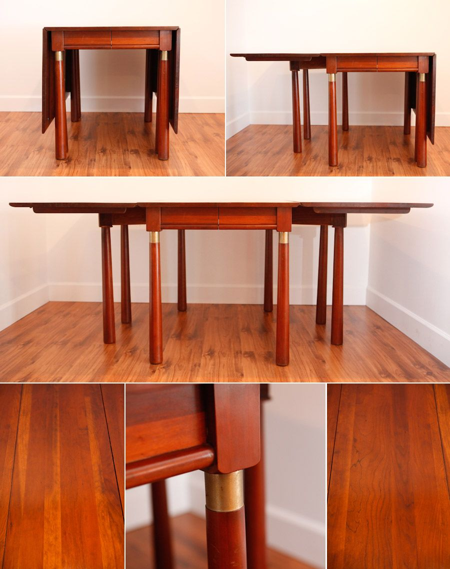 Willett Cherry Trans East Dining Table