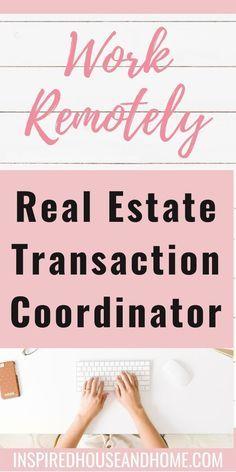 How to Start an Online Business as a Transaction Coordinator