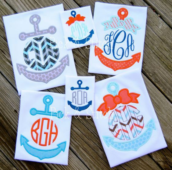 Pin by Robin's Roost Creations on Made for monogram
