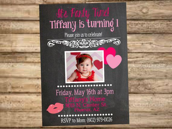 Matching Invitation  Be My Valentine  by BellaDreamDesigns on Etsy