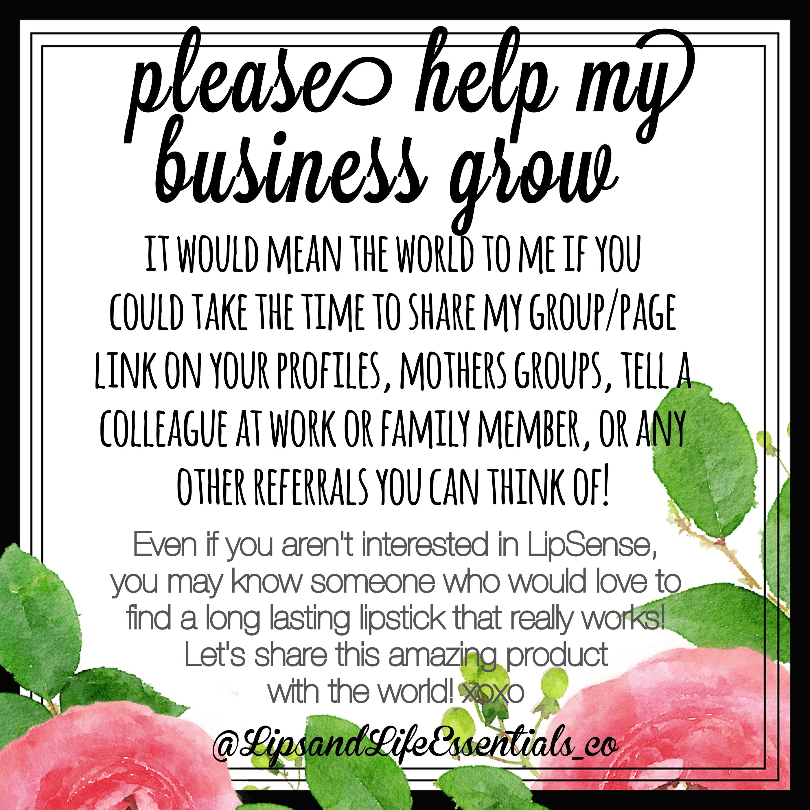 Lipsense business / small business / grow your business ...