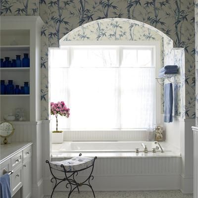 Relaxing Traditional Bathroom by Gideon Mendelson Ideas for the