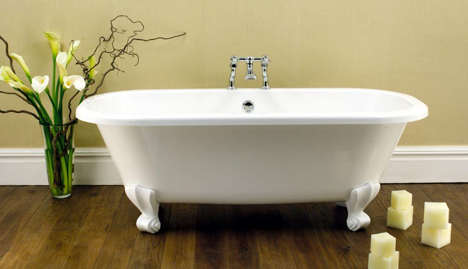freestanding tub, bathtub, richmond tub victoria + albert baths (usa