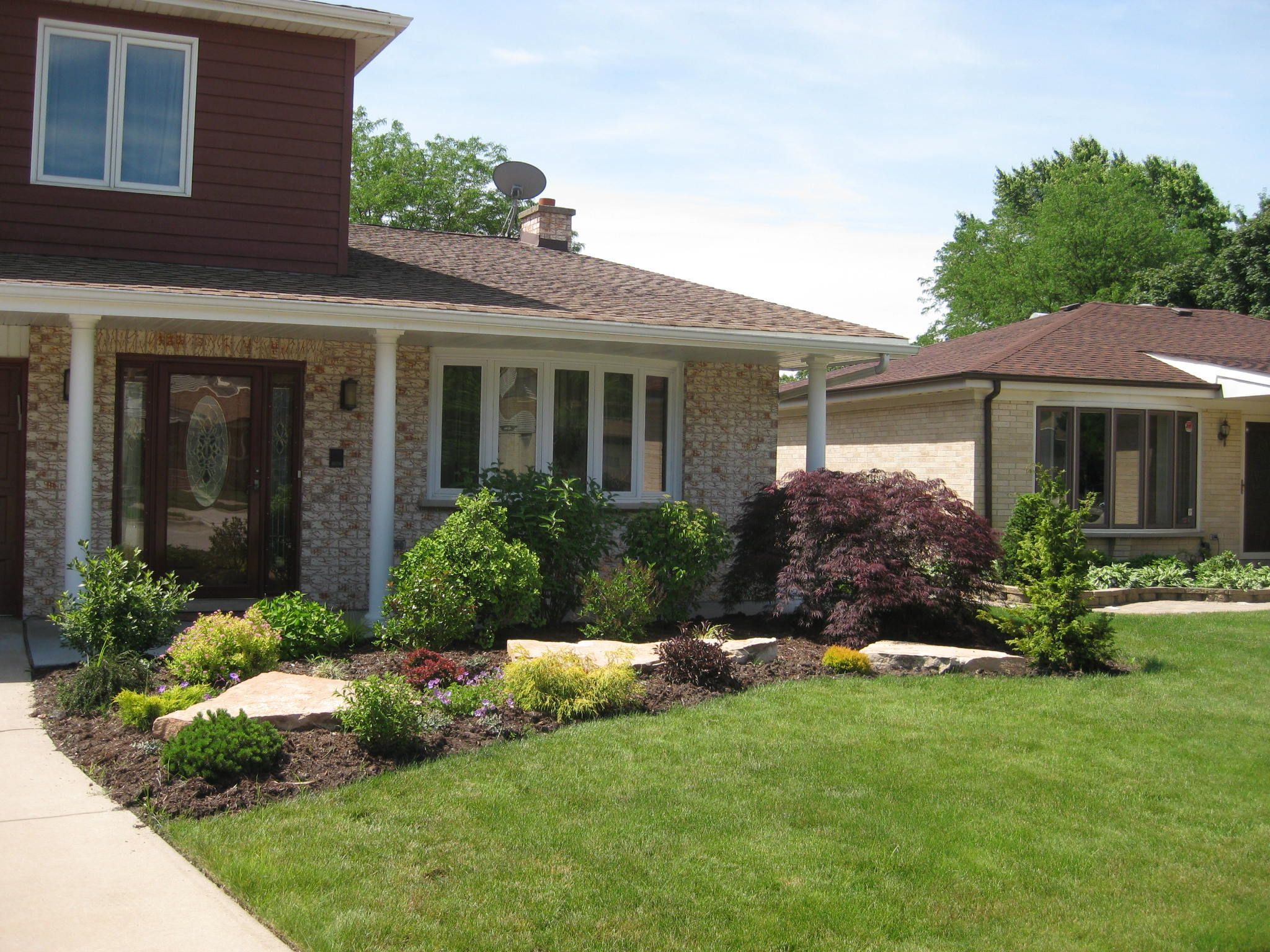 Southwestern Landscaping in Des Plaines by 4 Seasons Painting