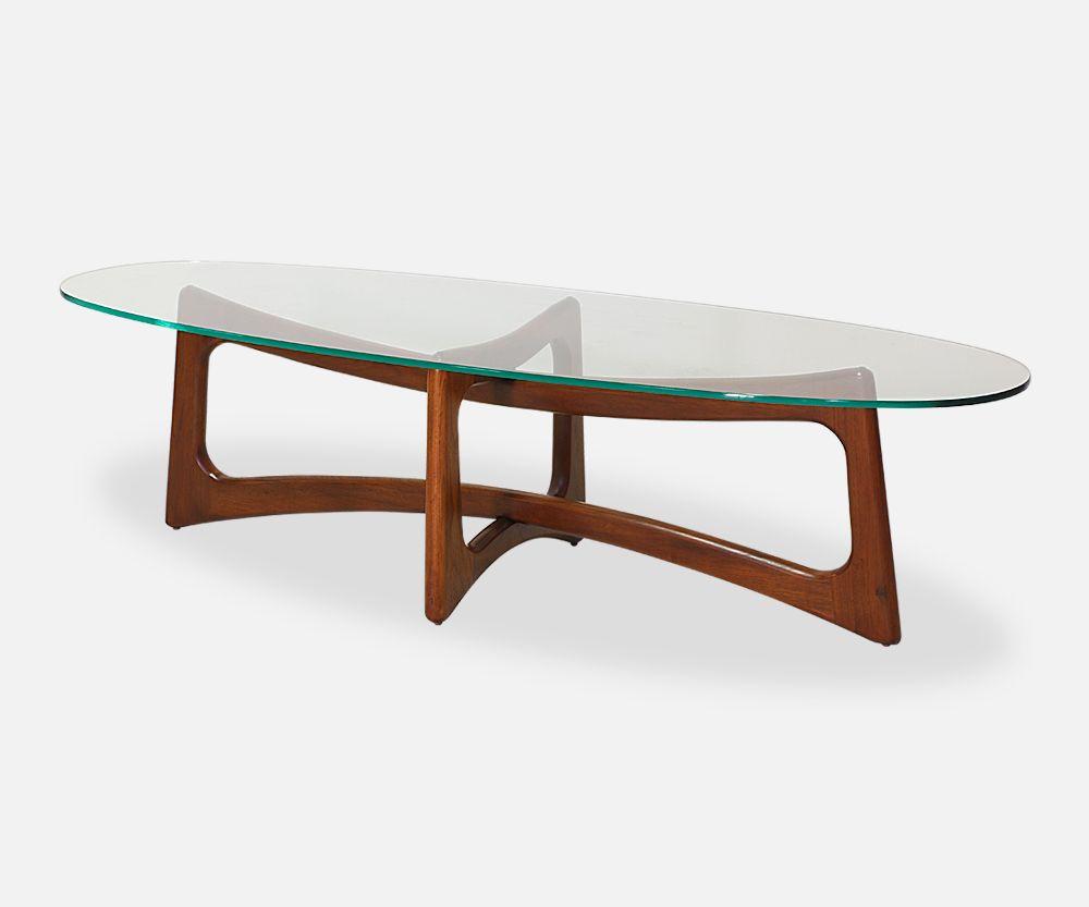 Adrian Pearsall 2454 TGO Coffee Table For Craft Associates