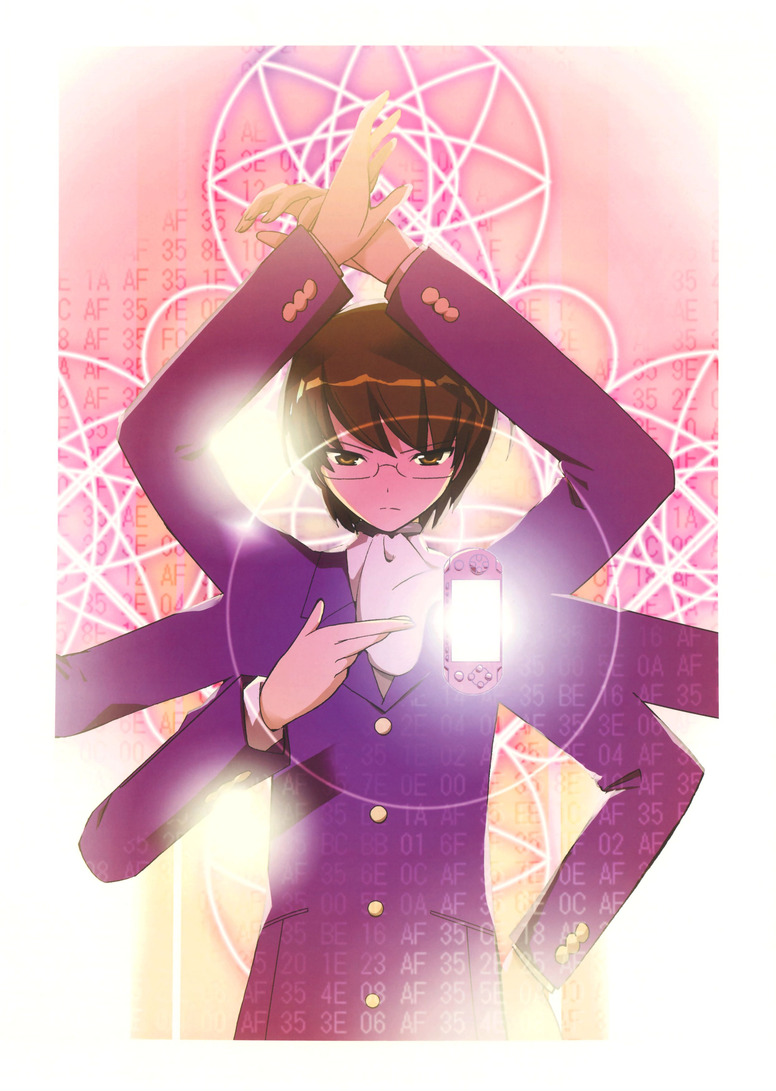 the World God only Knows Manga Poster Anime, Anime