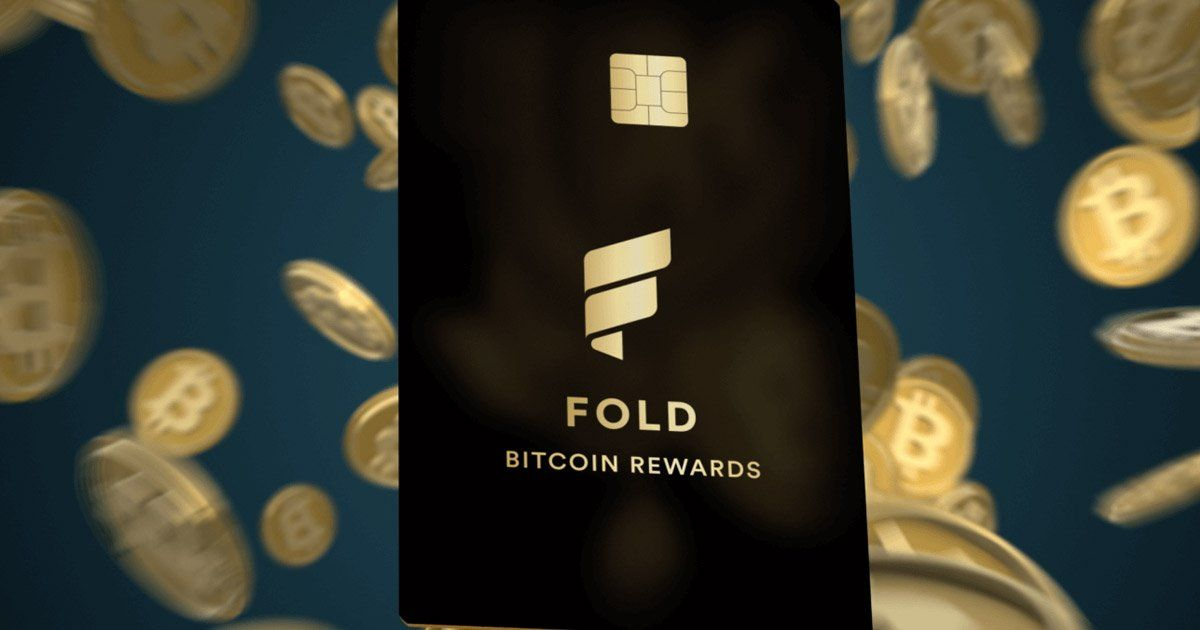 Fold launches a visa debit card with bitcoin rewards here