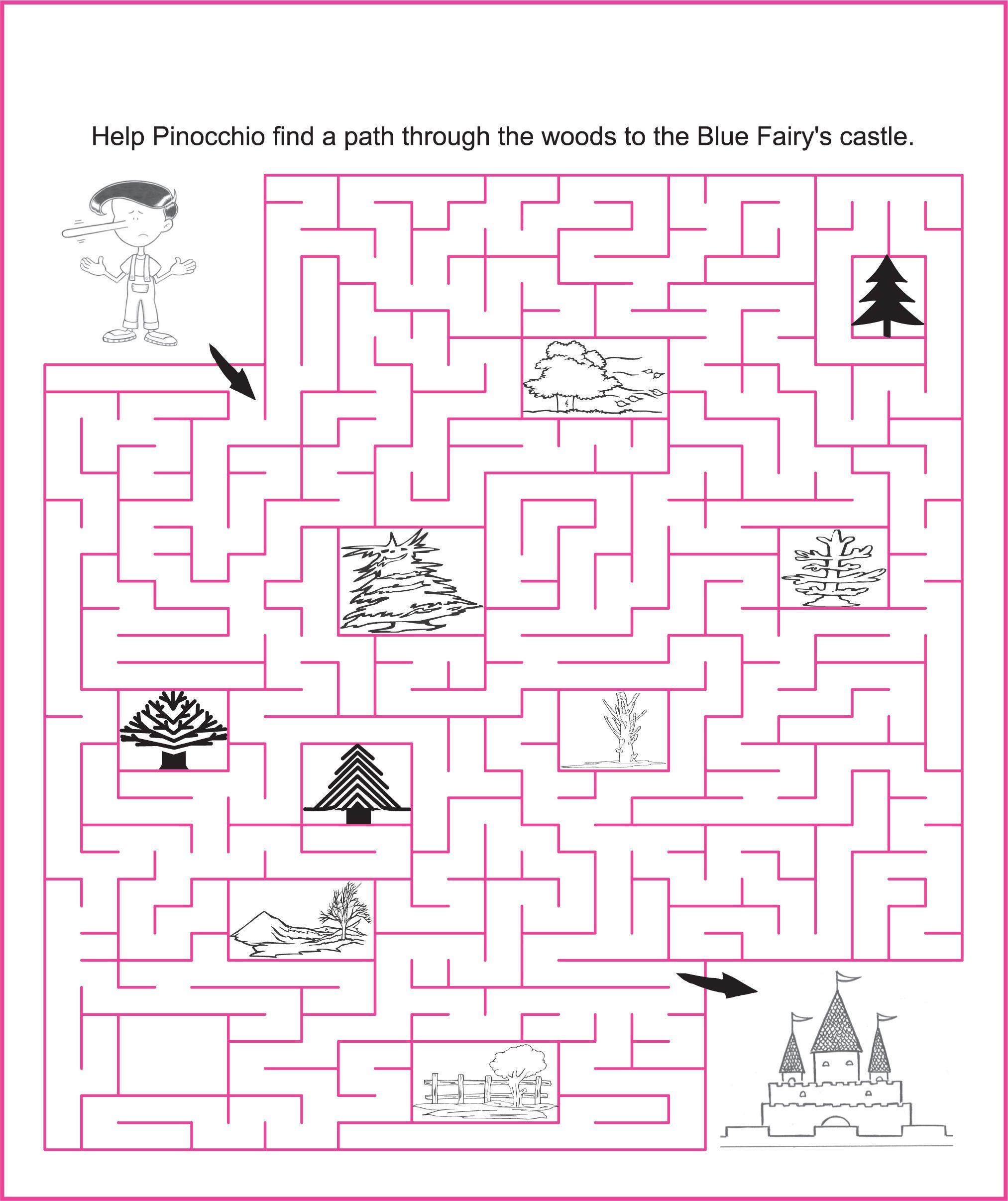 Pinochio S Journey