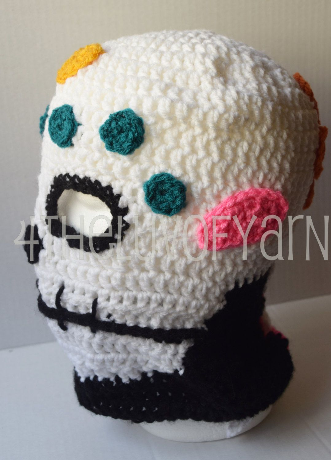 A personal favorite from my Etsy shop Halloween face