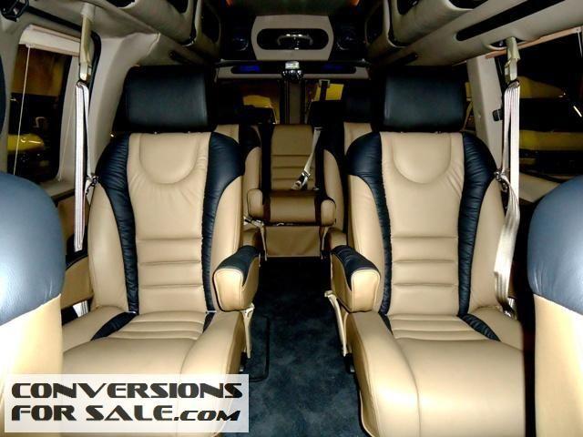 2014 GMC Savana 9 Passenger Amura Presidential Conversion Van ... 7d8e1a8a4