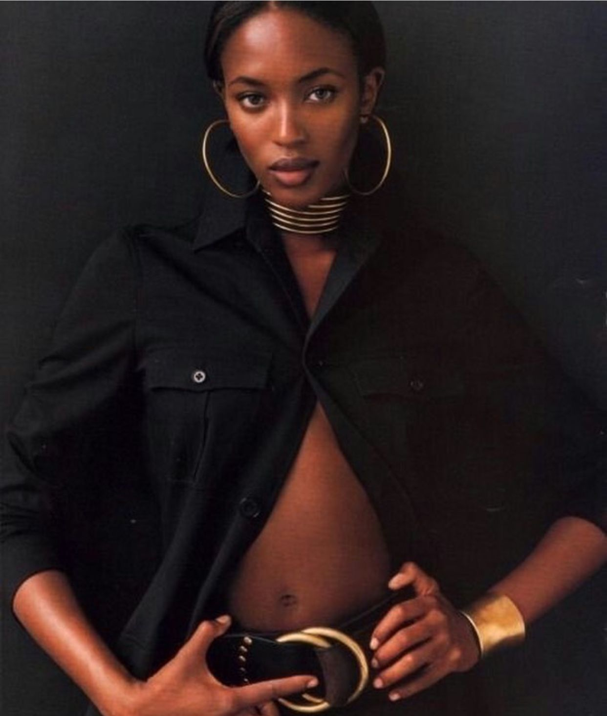 RALPH LAUREN Naomi Campbell By Patrick Demarchelier   Photography ... 15ef8bab2ee0