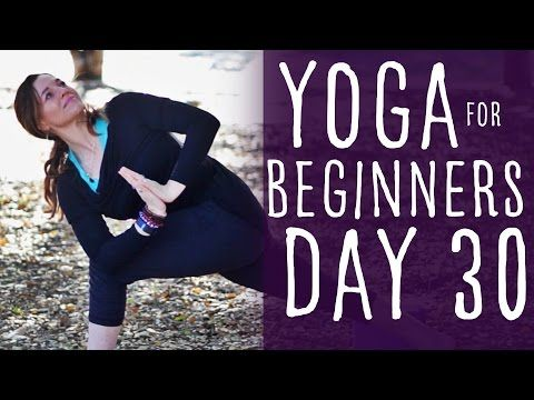 30 Minute Morning Yoga Vinyasa Flow For Balance With Lesley
