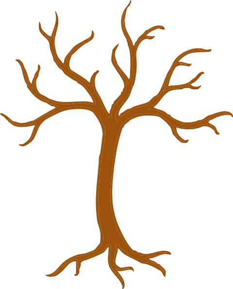 tree with no leaves tree clip art vector clip art online rh pinterest com tree without leaves clipart black and white tree with no leaves clipart black and white