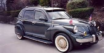 Old Style Pt Cruisers If I Cant Have A Classic Car I Might As Well