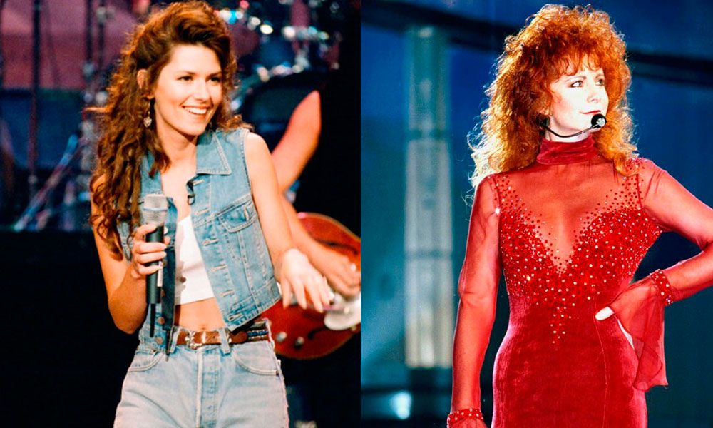 Country Music Stars That Fully Embraced The '90s Country