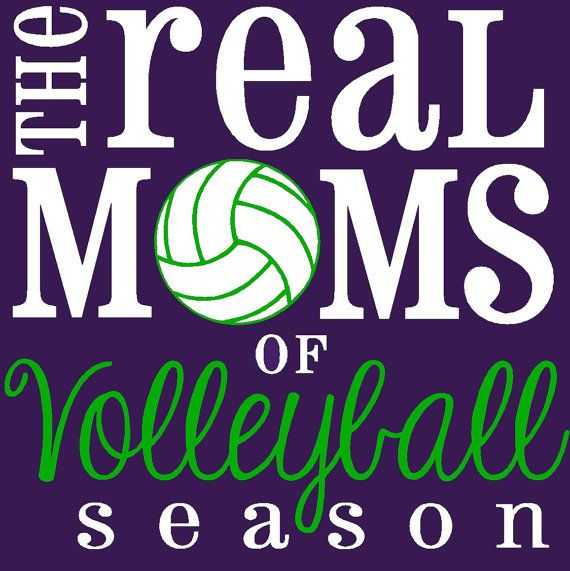 Reserved Listing The Real Mom S Of Volleyball Season Purple Shirt With Lime And White Lettering Volleyball Mom Volleyball Volleyball Outfits