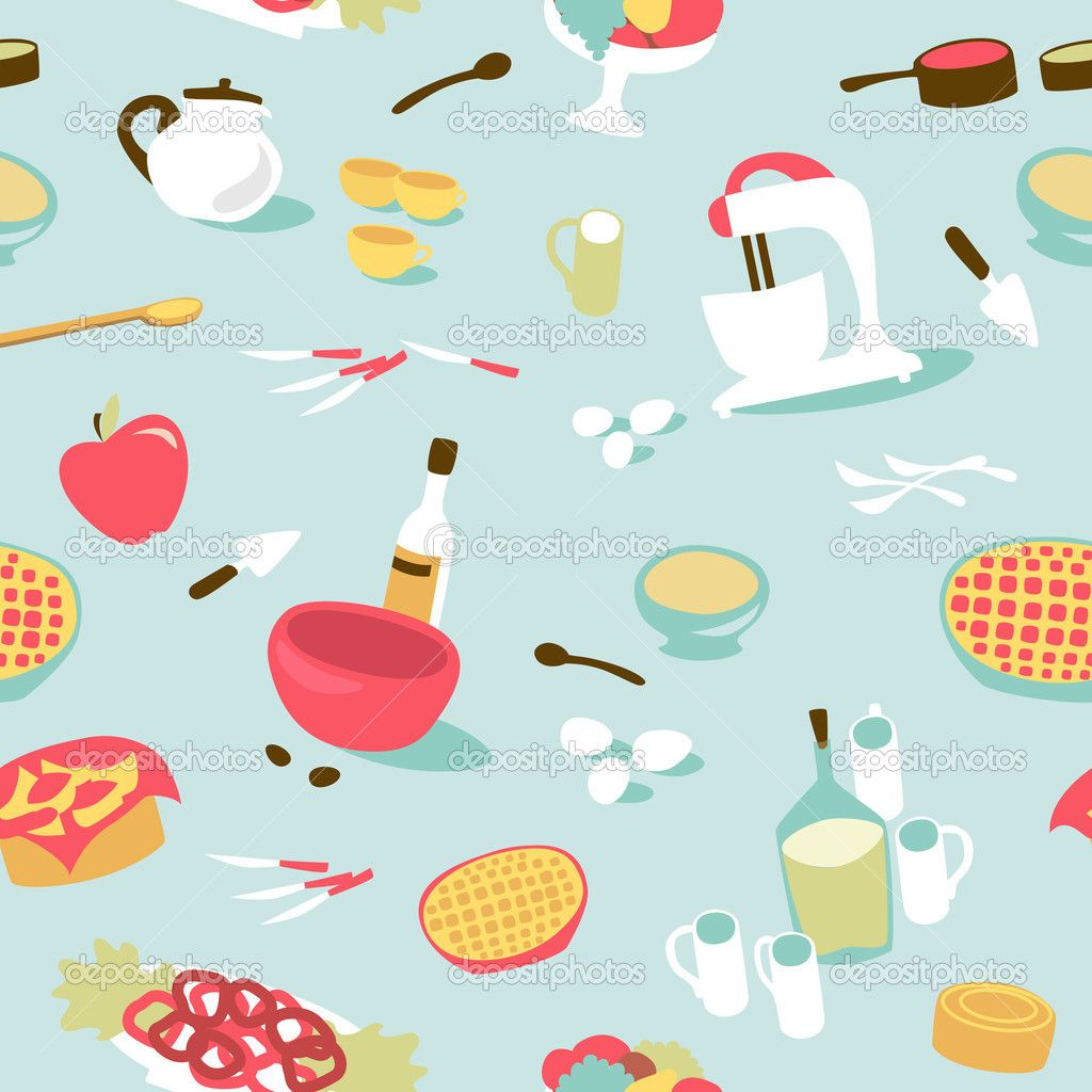 Kitchen patterns file name kitchen wallpaper patterns for Kitchen wallpaper patterns
