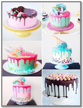 Como Hacer Glaseado Para Pastel 2 Deliciosas Recetas Glaseado Para Pastel Tortas Torta De Cupcakes