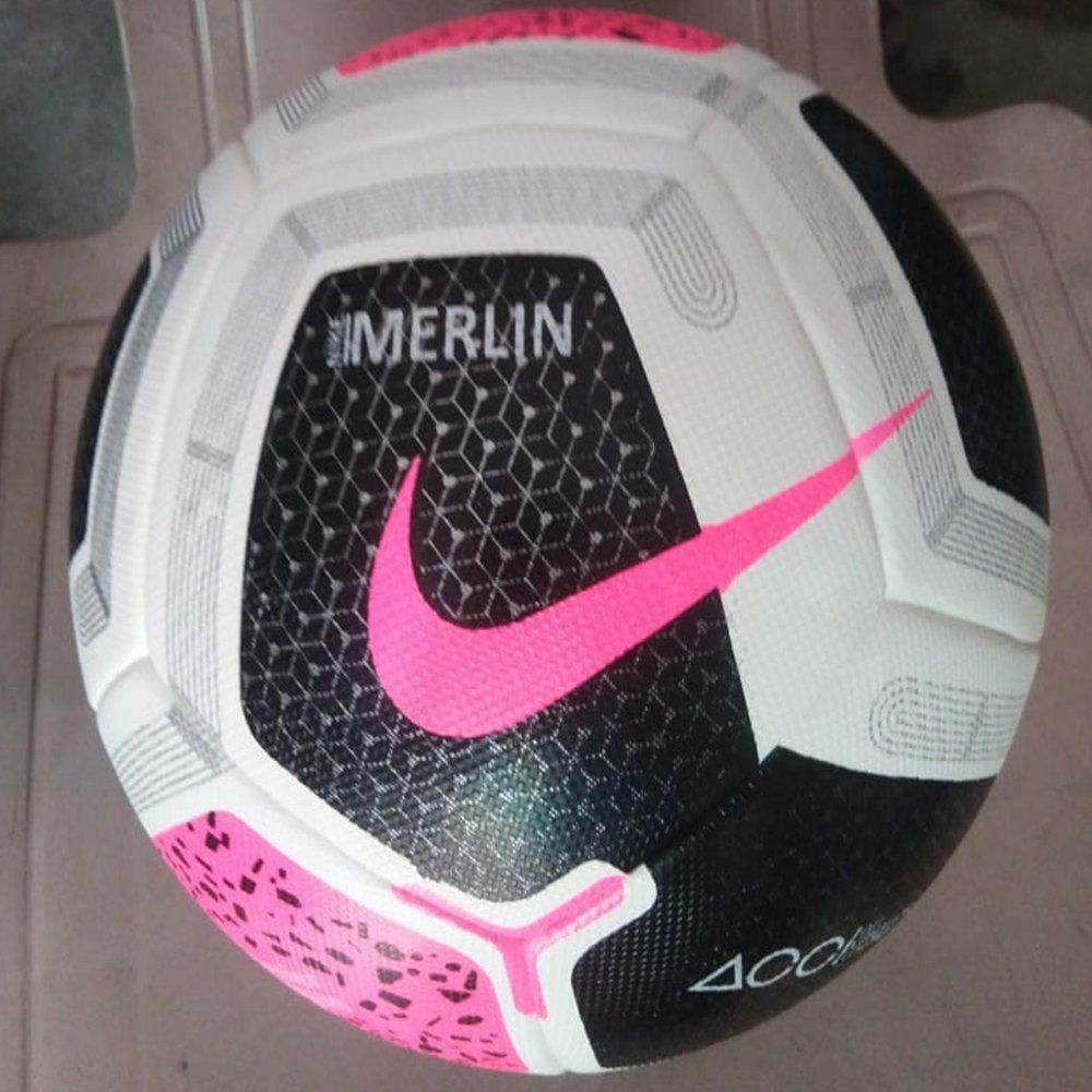 Brand New Nike Merlin Premier League Official Match Ball Size 5 Ball Premier League Soccer Balls