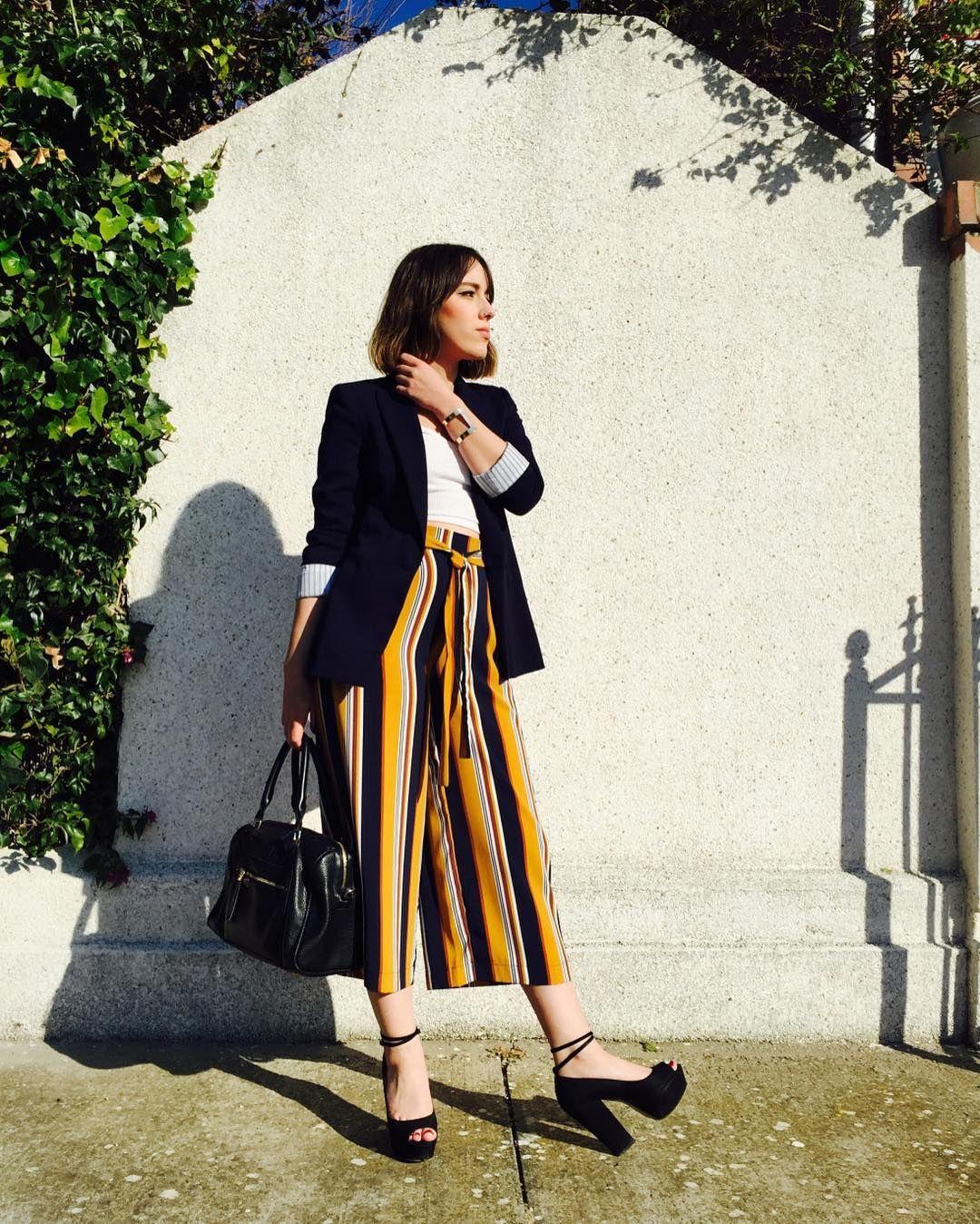 FANCY STRIPES. New post up on my blog! I hope you like tagmydressing.wordpress.com  #tag #fashionable #minimal #dressing #fashionblogger #blog #style #behappy #detail #fashionista #like #outfits #zara by tagmydressing