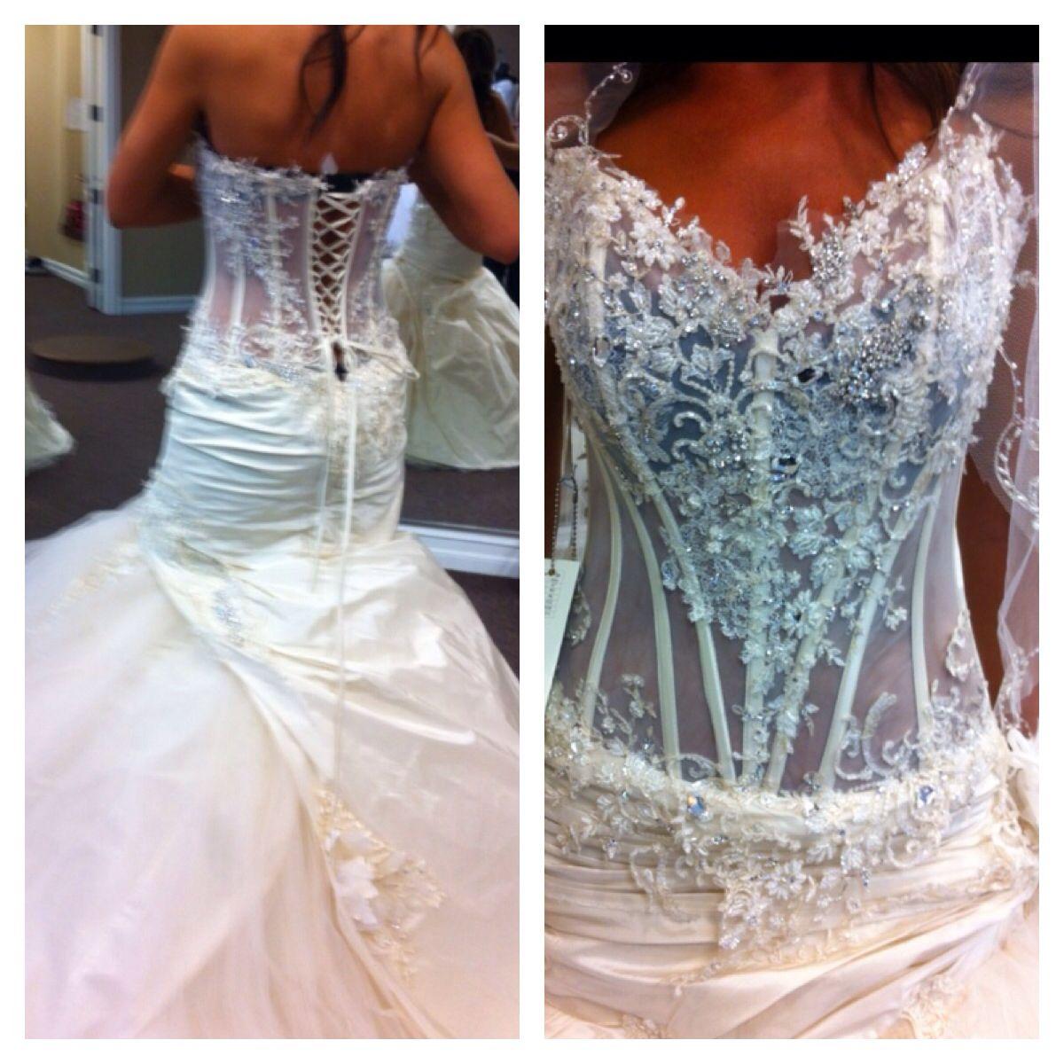 The dress by Farage Paris | My wedding | Pinterest | Wedding dress ...
