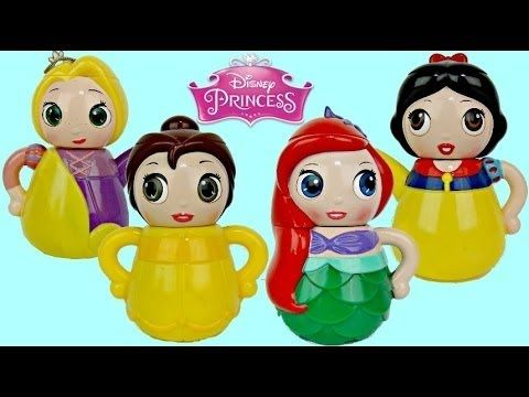 Toys Unlimited - Disney Princess Deluxe TEA PARTY Play Full Set, Toy Sur...