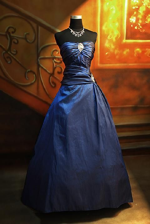 If I Ever Have A Wedding Tardis Blue Dress Doctor Who