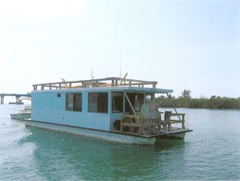 Houseboat Als Orada A House Boat Would Be