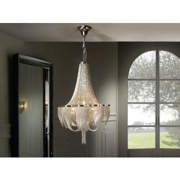 Lámpara Colgante Clásica Minerva #Ambar #Muebles #Deco #Interiorismo - lamparas de techo modernas