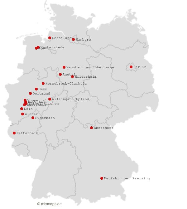 deutschland karte erstellen Individuelle Deutschlandkarte erstellen | Deutschlandkarte, Karten