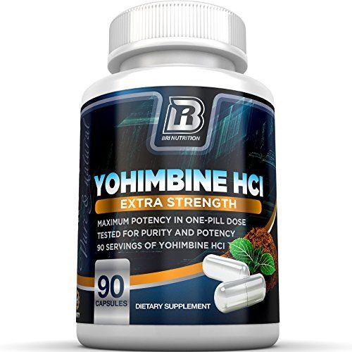 Primaforce Yohimbine Hci 2 5 Mg 90 Caps Nutritional