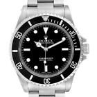 Rolex Submariner 40mm 2-Liner Automatic Steel Mens Watch 14060 #Rolex #Watch #rolexsubmariner
