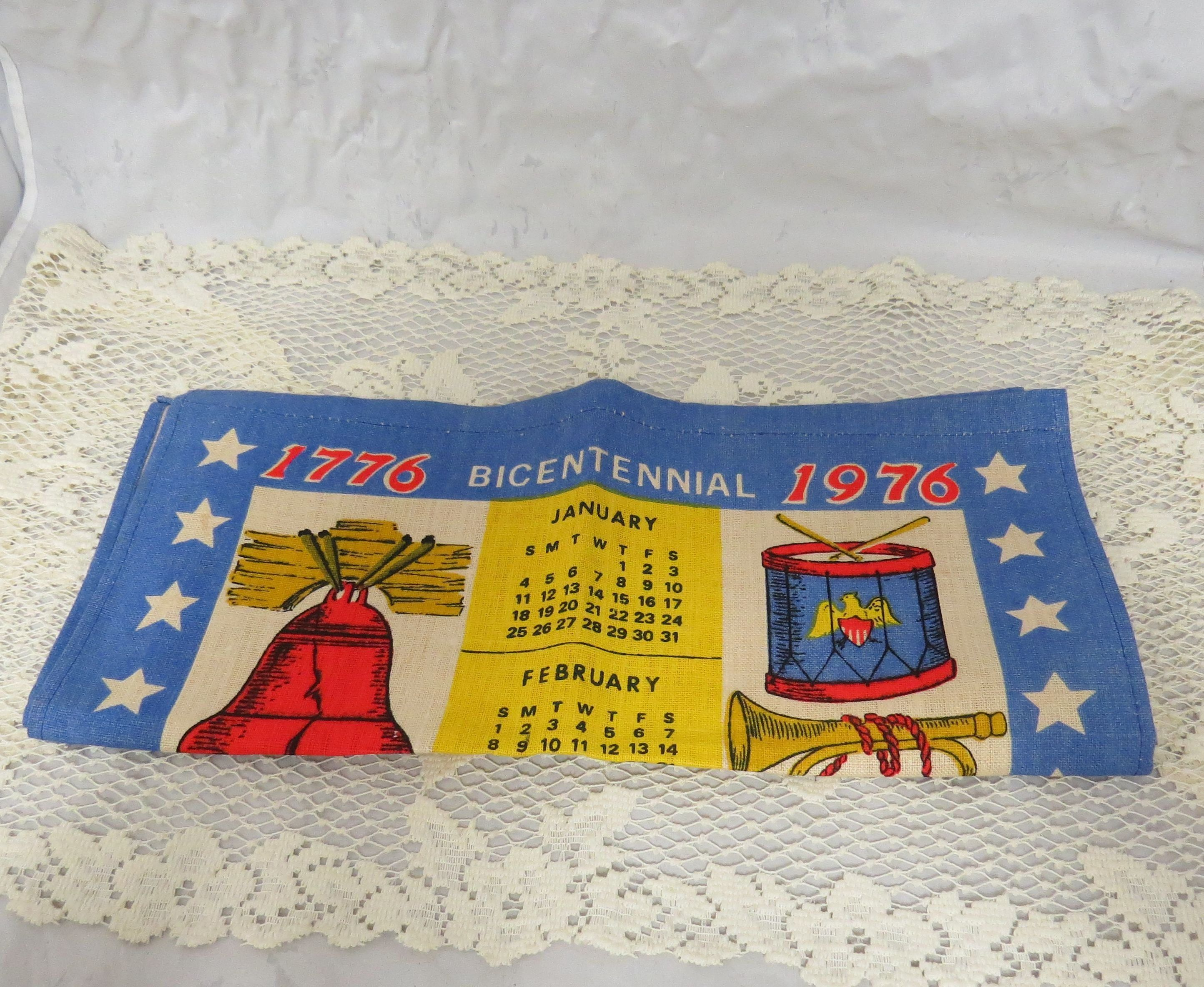 Vintage Bicentennial Linen Cup Towel Dish Towel Hand Towel By Kansaskardsstudio On Etsy Vintage Linens Hand Towels Dish Towels